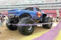 Man of Steel - Monster Truck na Pit Party, tył