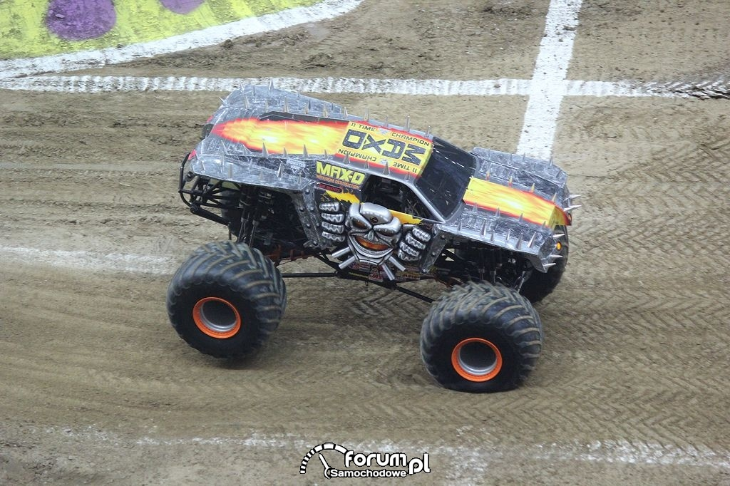 Max-D - Monster Truck, 19