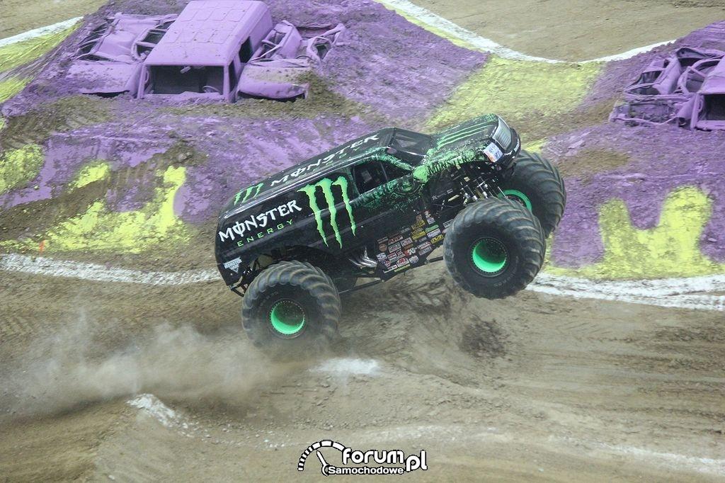 Monster Energy - Monster Truck, 10