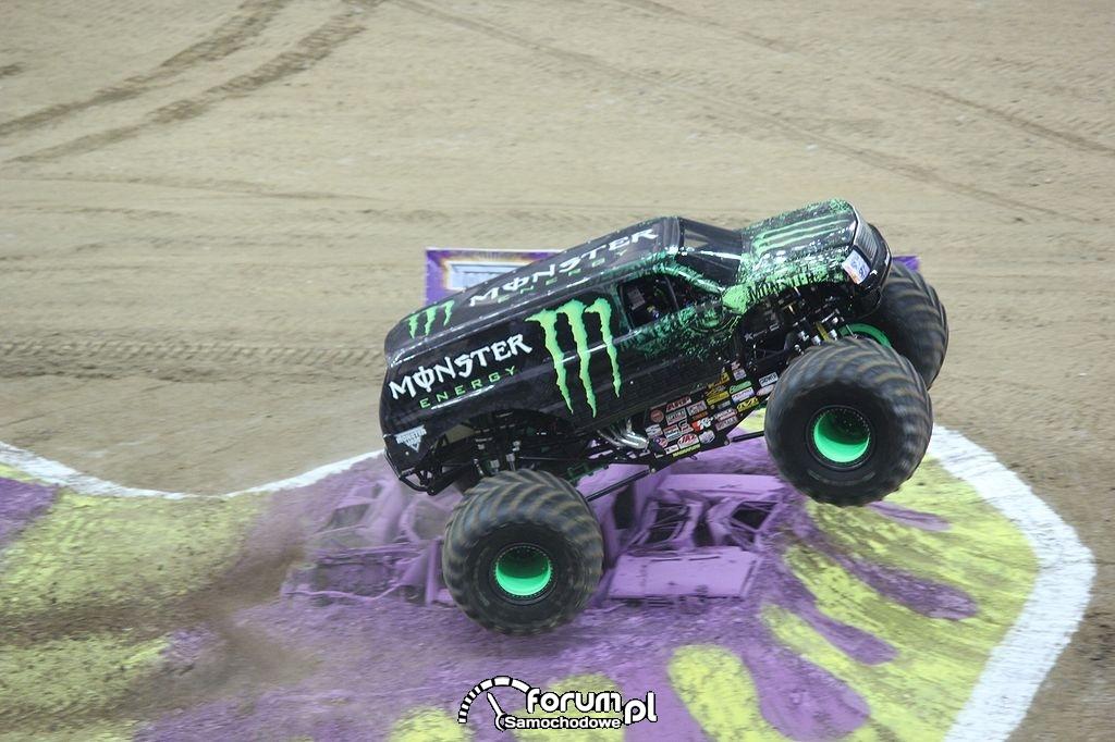 Monster Energy - Monster Truck, 8