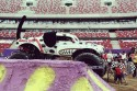 Monster Mutt Dalmatian, bok na Pit Party