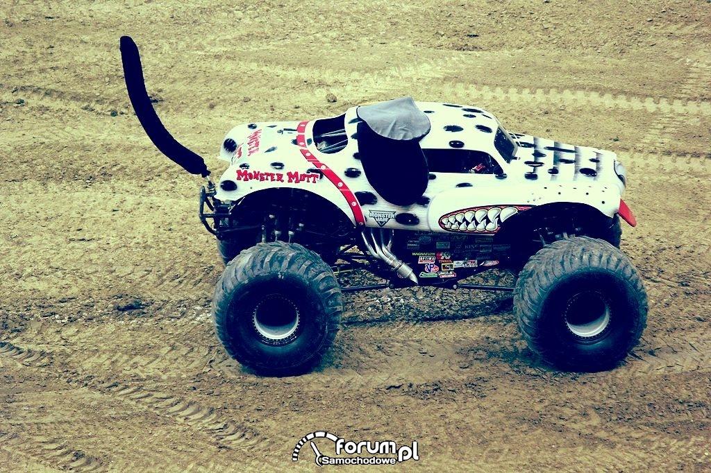 Monster Mutt Dalmatian - Monster Truck, 18