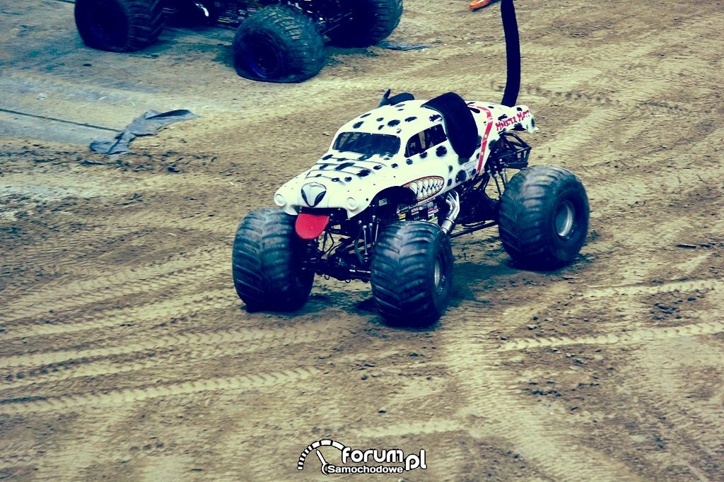 Monster Mutt Dalmatian - Monster Truck, 9
