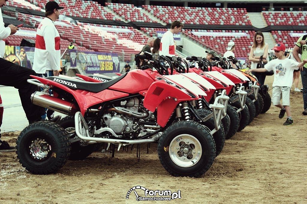 Quady Honda