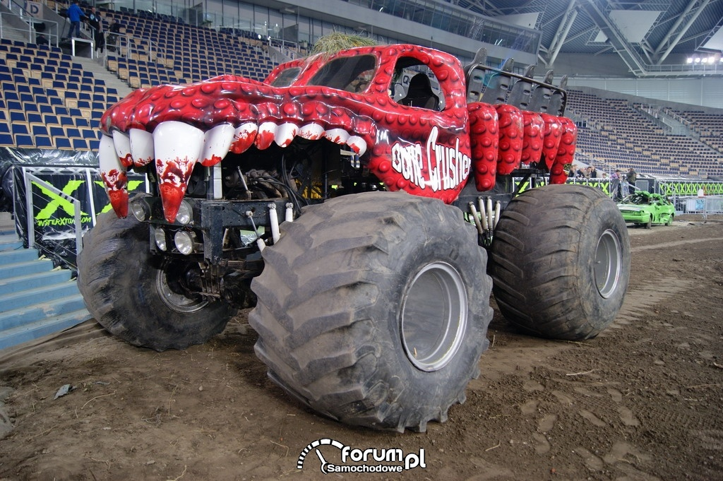 Monster Truck, Bone Crusher, 6