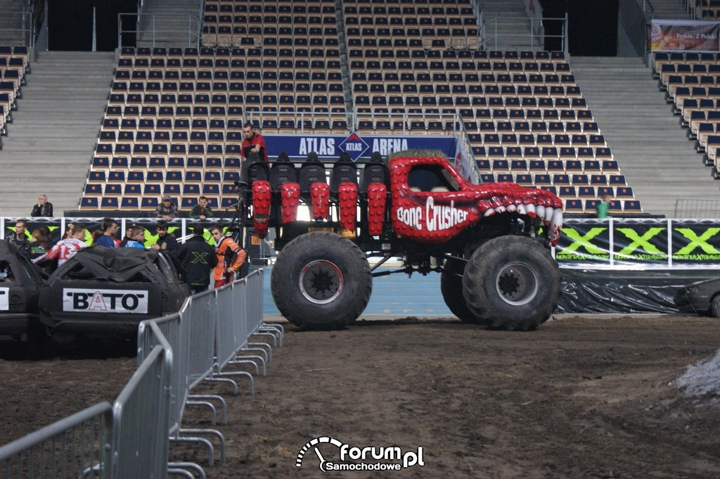 Monster Truck, Bone Crusher, 9