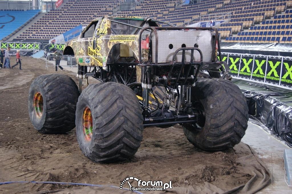 Monster Truck Bucked Up, 2