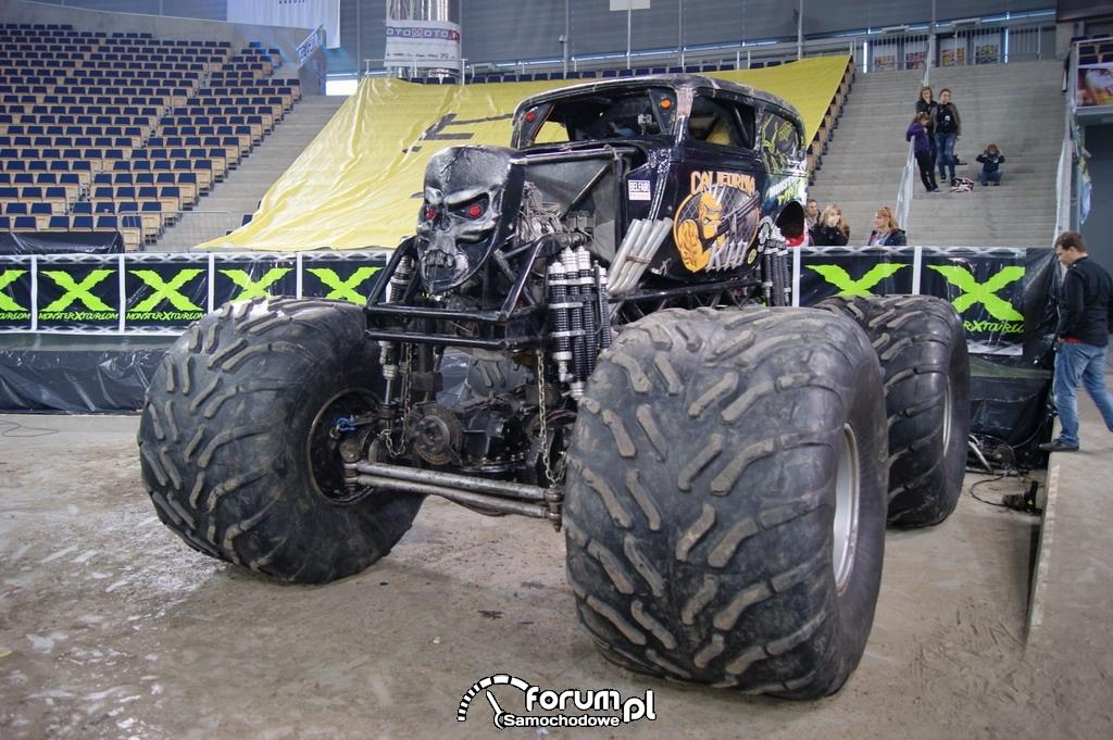 Monster Truck California Kid, 4