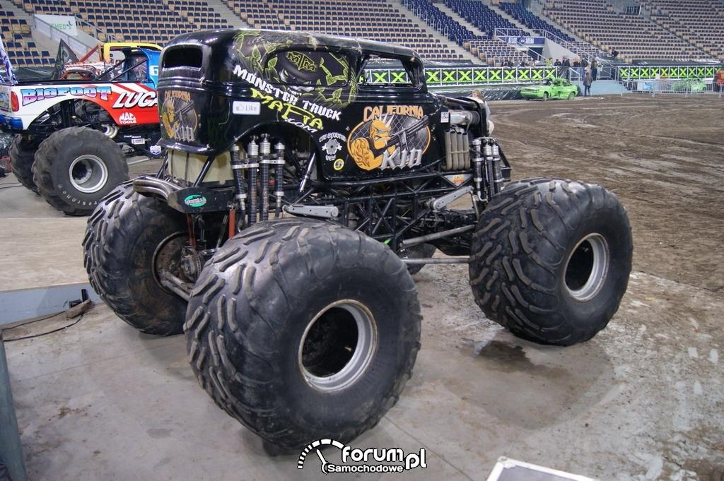 Monster Truck California Kid, 6