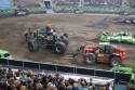 Monster Truck California Kid, crushed, 4