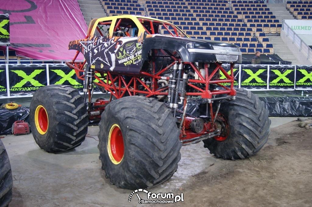 Monster Truck Rock Star, 14