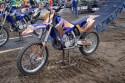 Motocykle kaskaderów z FMX Stunt Riders, 2