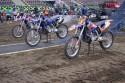 Motocykle kaskaderów z FMX Stunt Riders