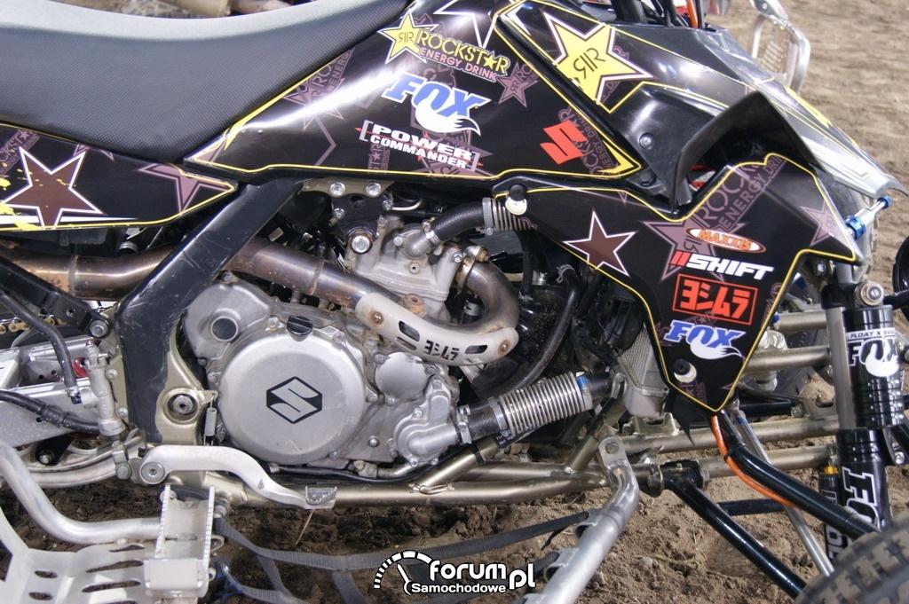 Quad, silnik Suzuki