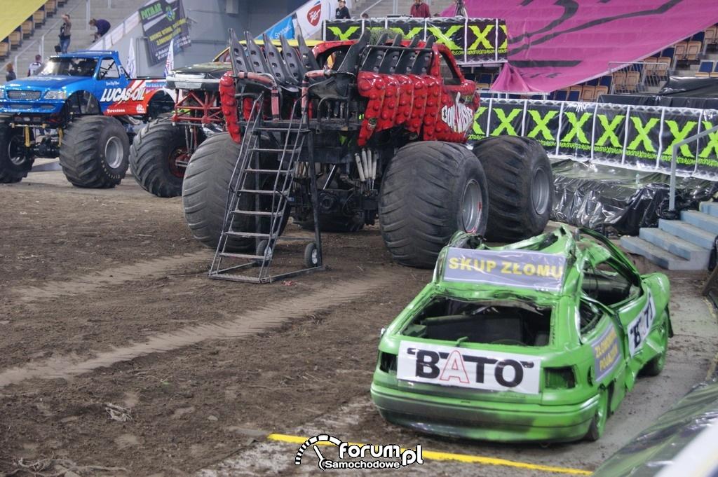 Zawody Monster Truck w Polsce, 14