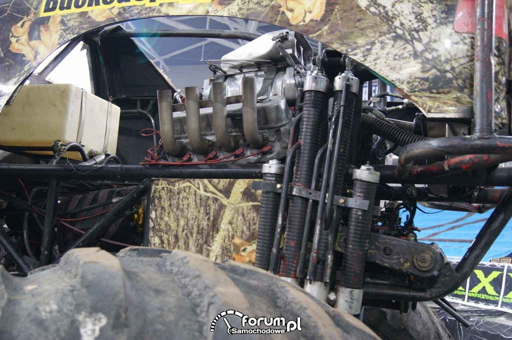 Zawody Monster Truck w Polsce, 20