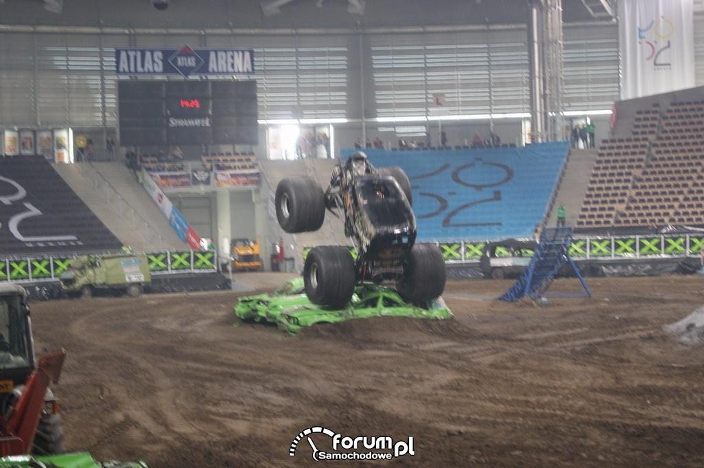 Zawody Monster Truck w Polsce, 36