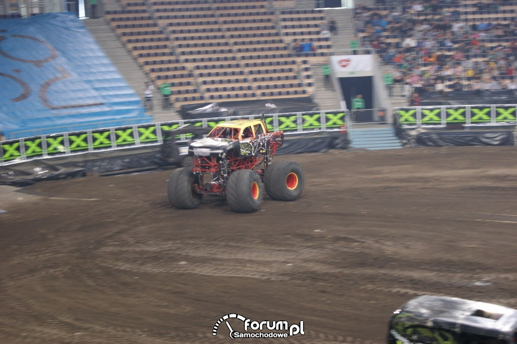 Zawody Monster Truck w Polsce, 41