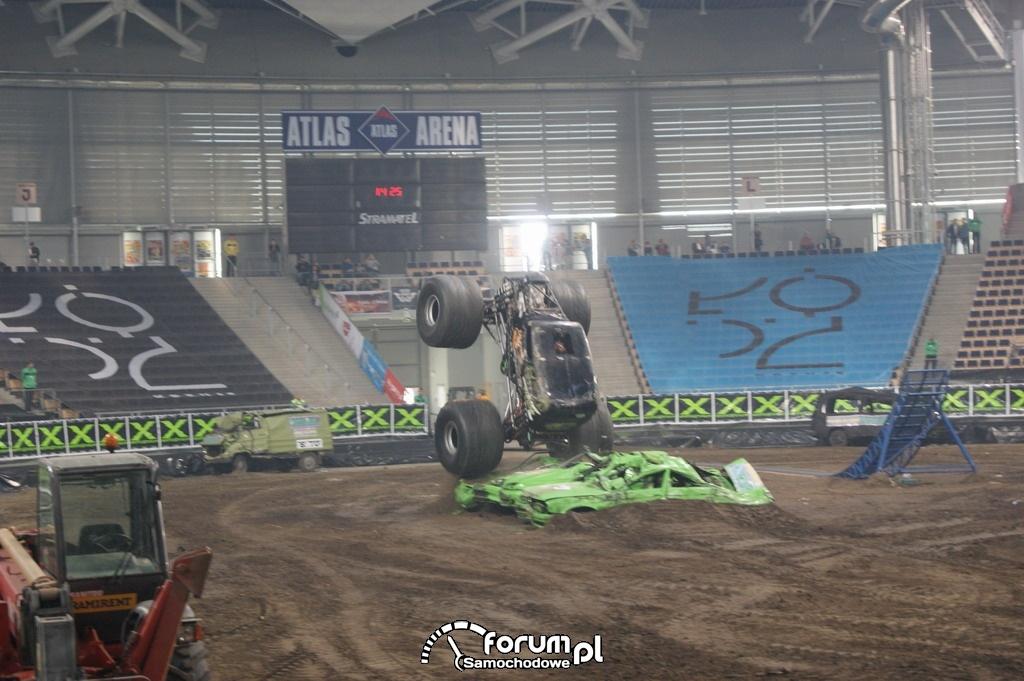 Zawody Monster Truck w Polsce, 49