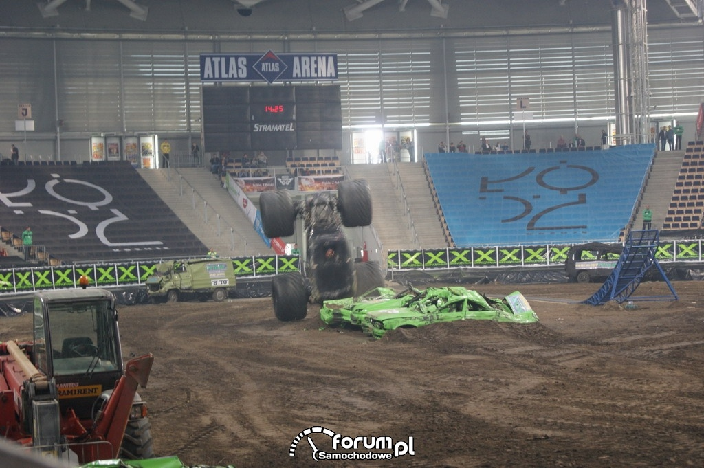 Zawody Monster Truck w Polsce, 50