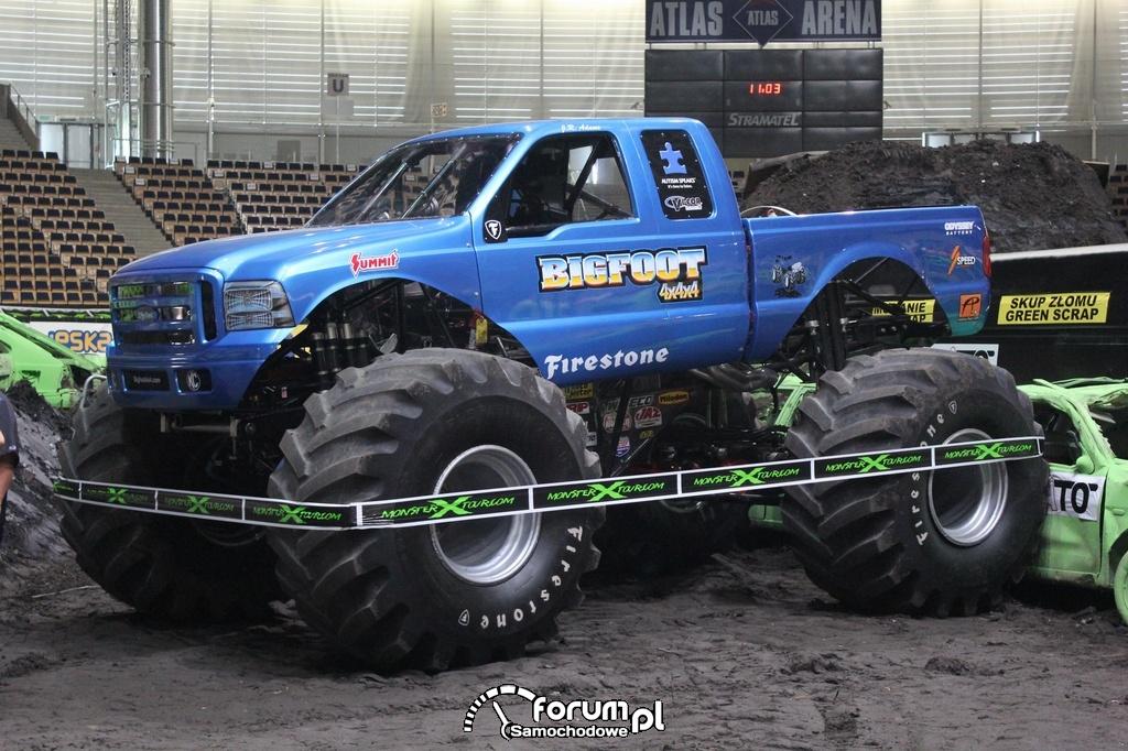 BIGFOOT - Monster Truck