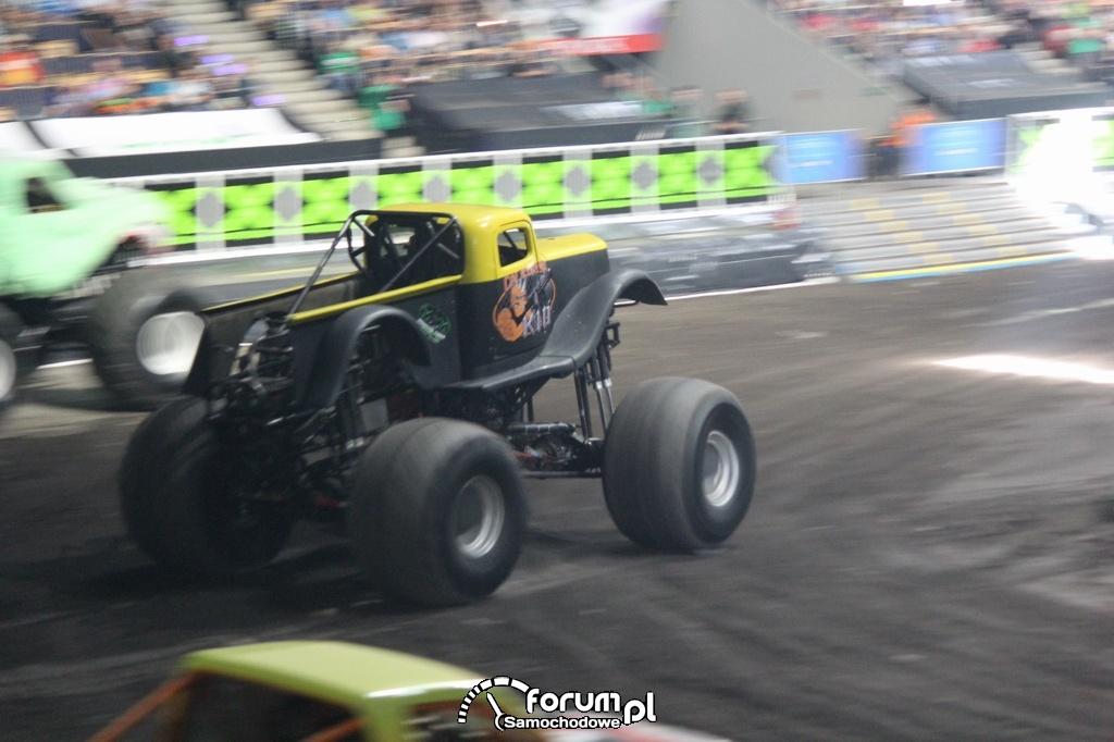 California KID - Monster Truck, 6