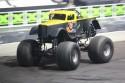 California KID - Monster Truck, podczas jazdy