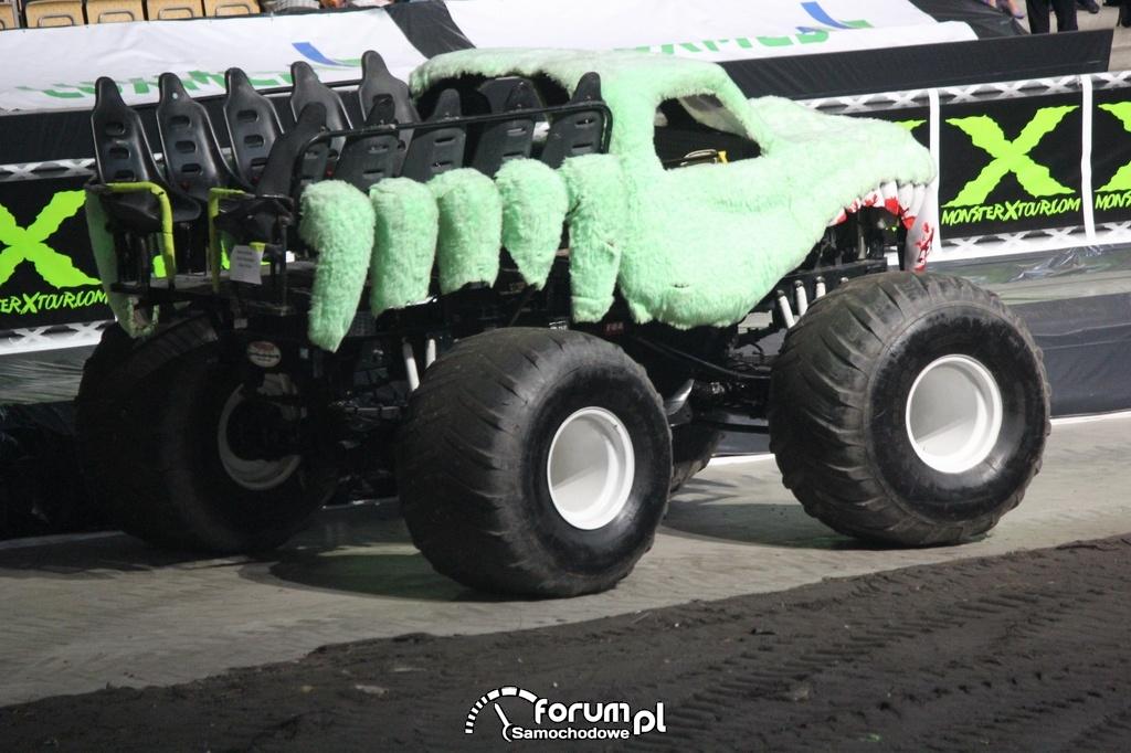 Monster Truck do przewozu ludzi, 4
