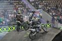 Motocyklowi kaskaderzy z FMX Stunt Riders