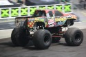 Reverse Racer - Monster Truck, podczas  jazdy