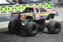 Reverse Racer - Monster Truck, podczas  jazdy