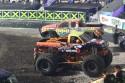 Rock Star i Reverce Racer - Monster Trucki