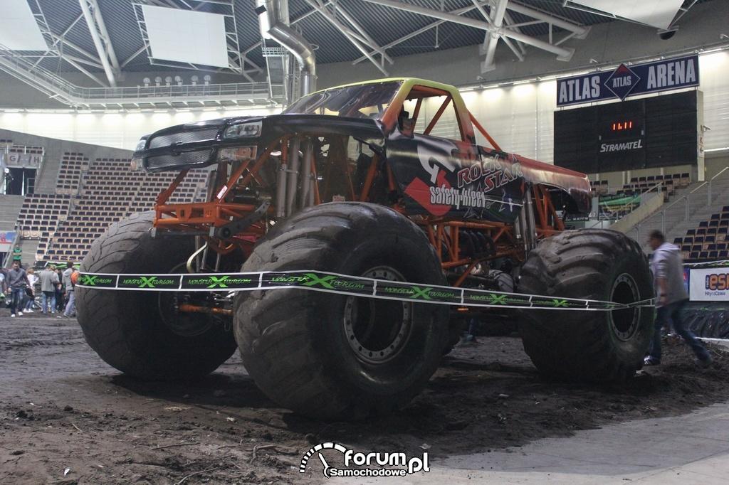 Rock Star - Monster Truck, 6