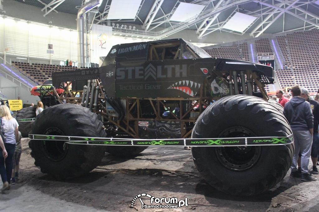 Stealth -  Monster Truck, 2