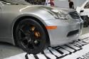 Czarne alufelgi, Infiniti G35 sport coupe