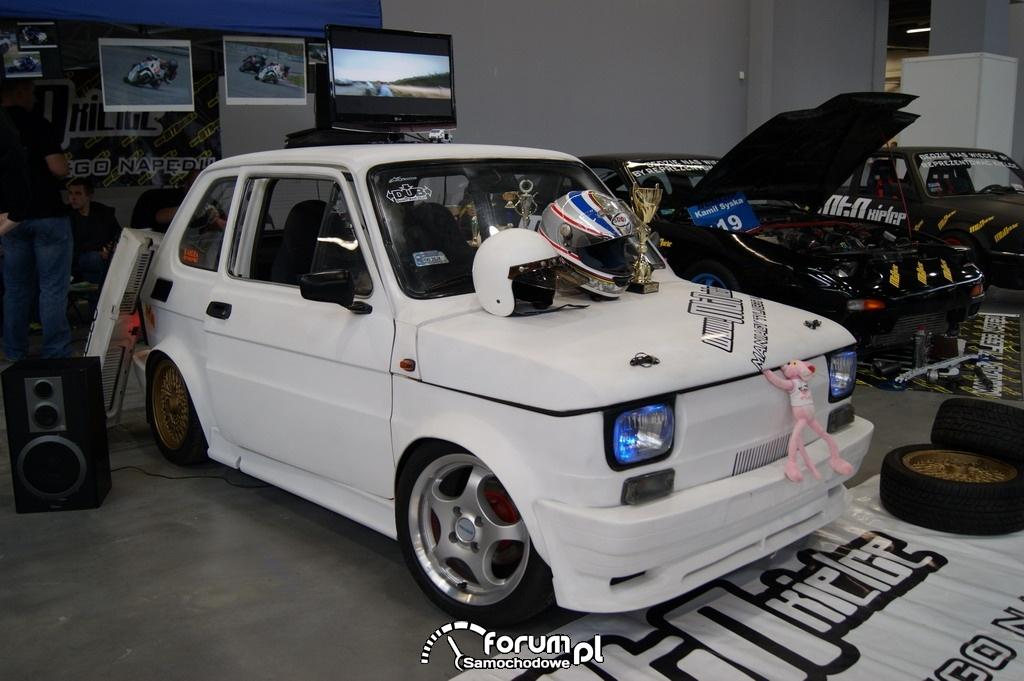Maluch, Fiat 126P, MTN Kielce, Drift Team
