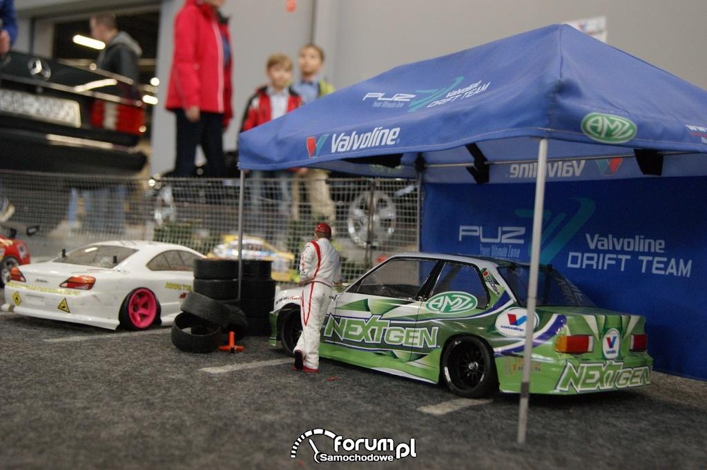 PitStop z modelami RC, 4