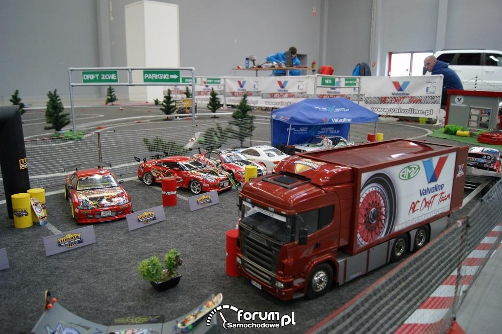 PitStop z modelami RC