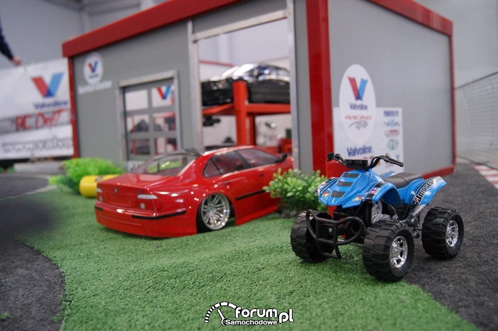 Quad model RC