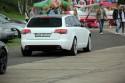 Audi A6 kombi, biały mat carbon