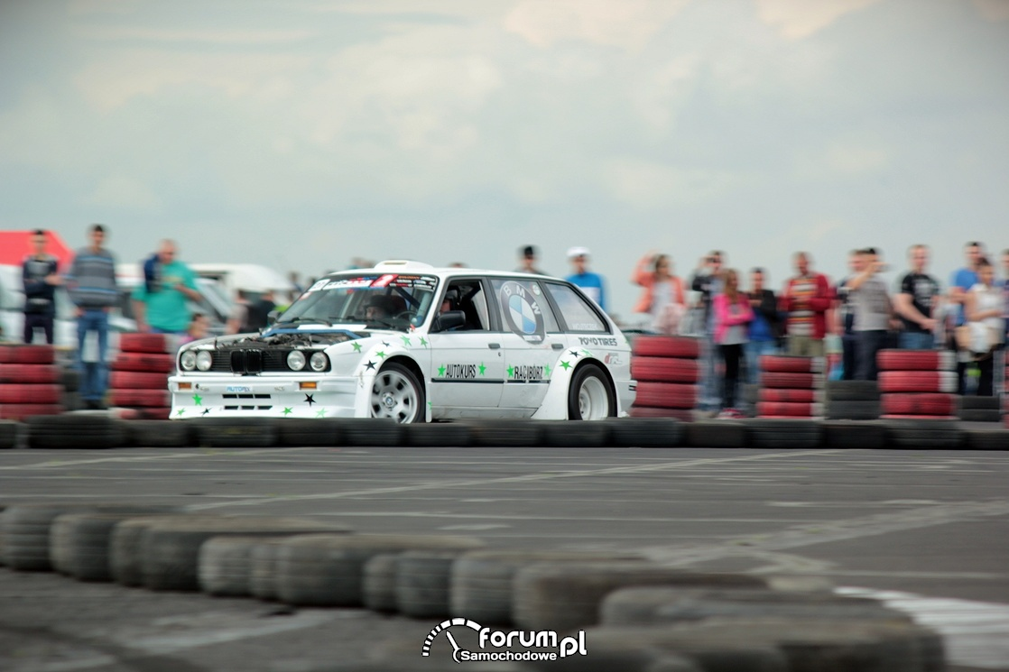 BMW Combi drift