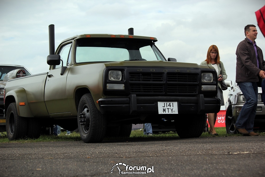 Dodge Ram, old PickUp