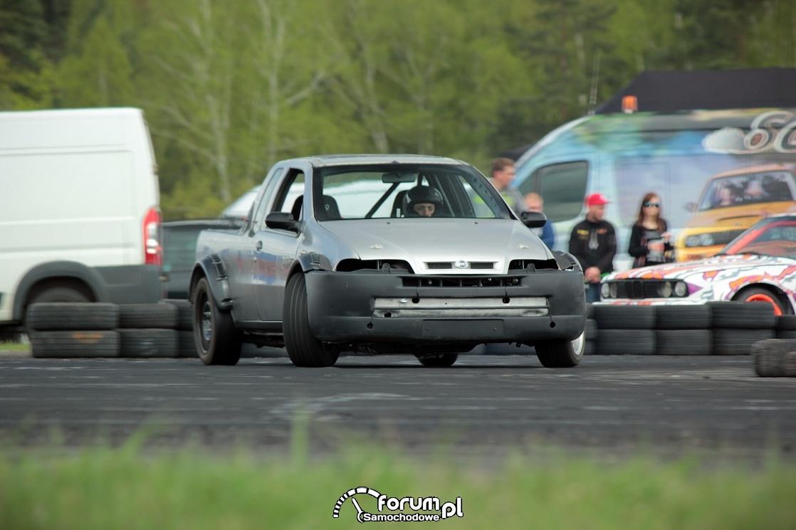 Fiat, drift