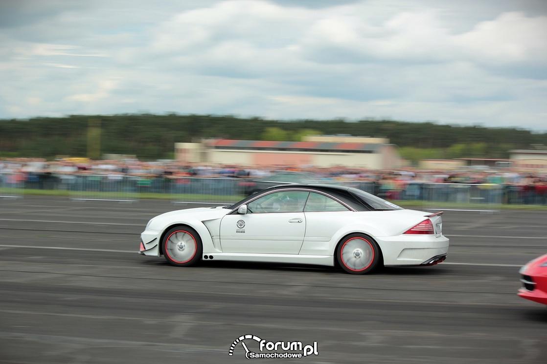 Mercedes w wyścigach równoległych