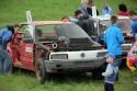 Passat B3, Wrak Race