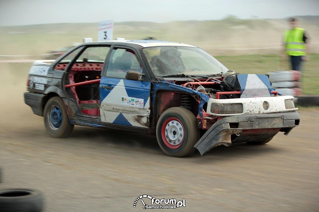 Volkswagen Passat B3, Wrak Race
