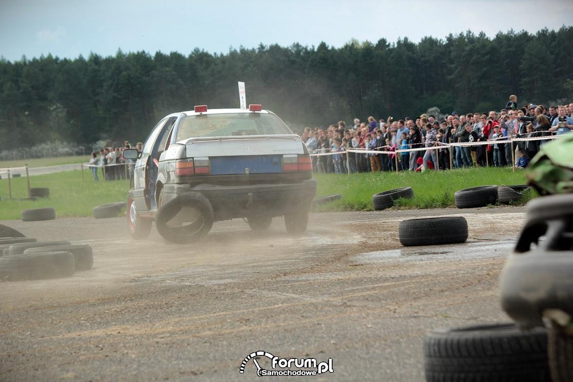Wrak race, VW Passat
