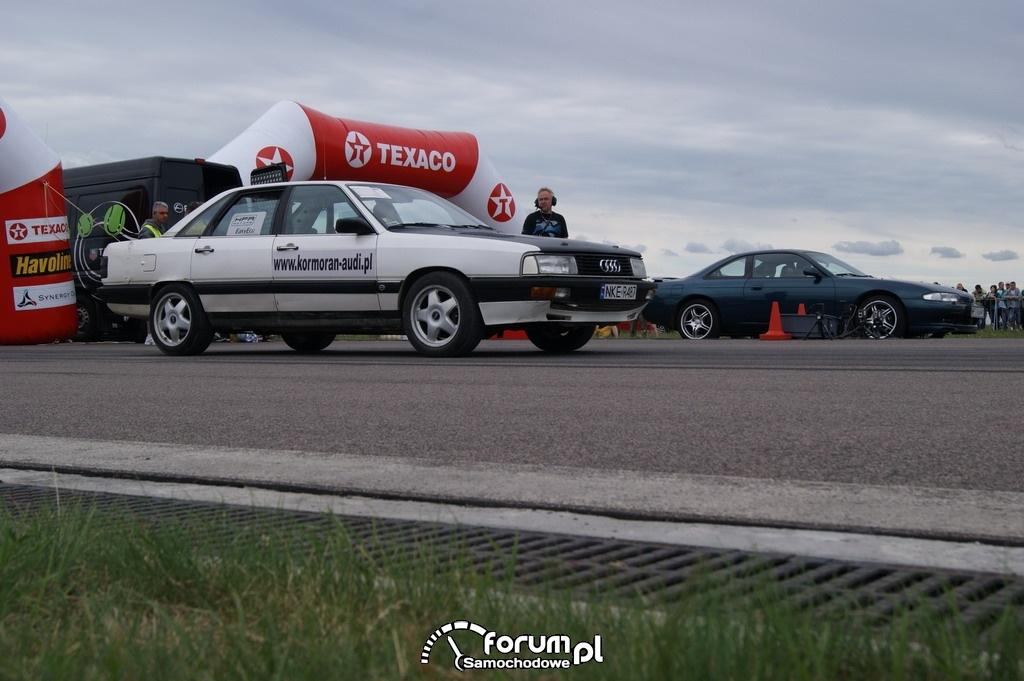 Audi 200 vs Nissan Silvia,4