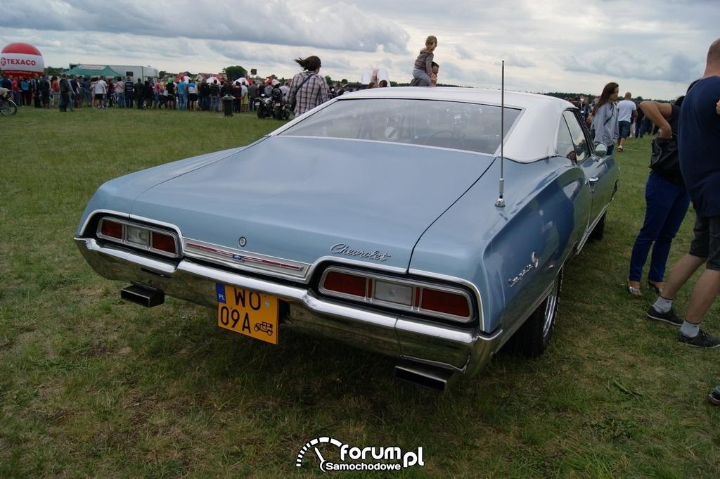 Chevrolet Impala, oldtimer, 3