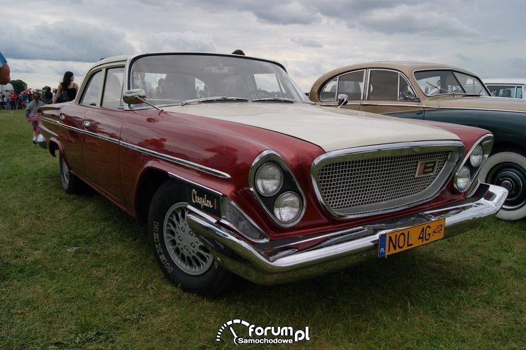 Chrysler, Oldtimer, 2